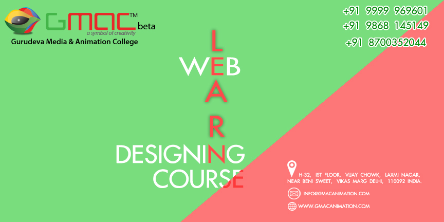Gmac No 1 Graphic Web Design Digital Marketing Web Analytics Training Institute In Delhi