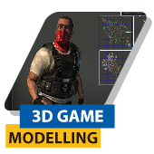 3D Modeling for Games