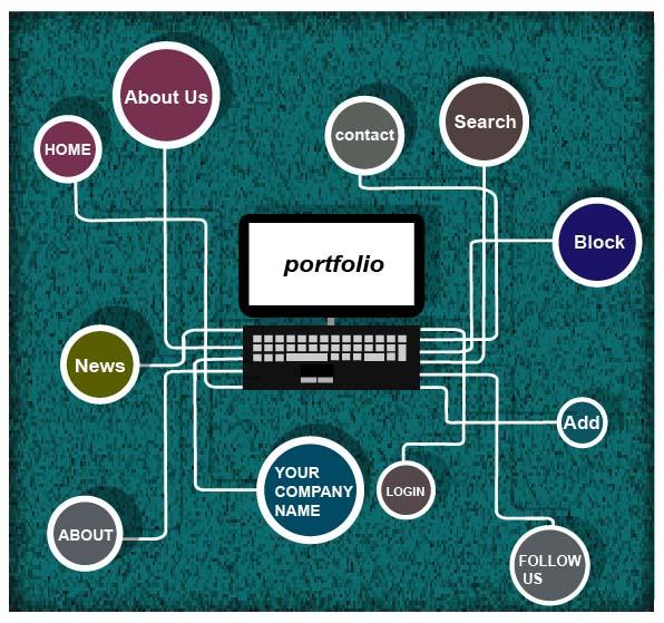 best web designing institute laxmi nagar students work