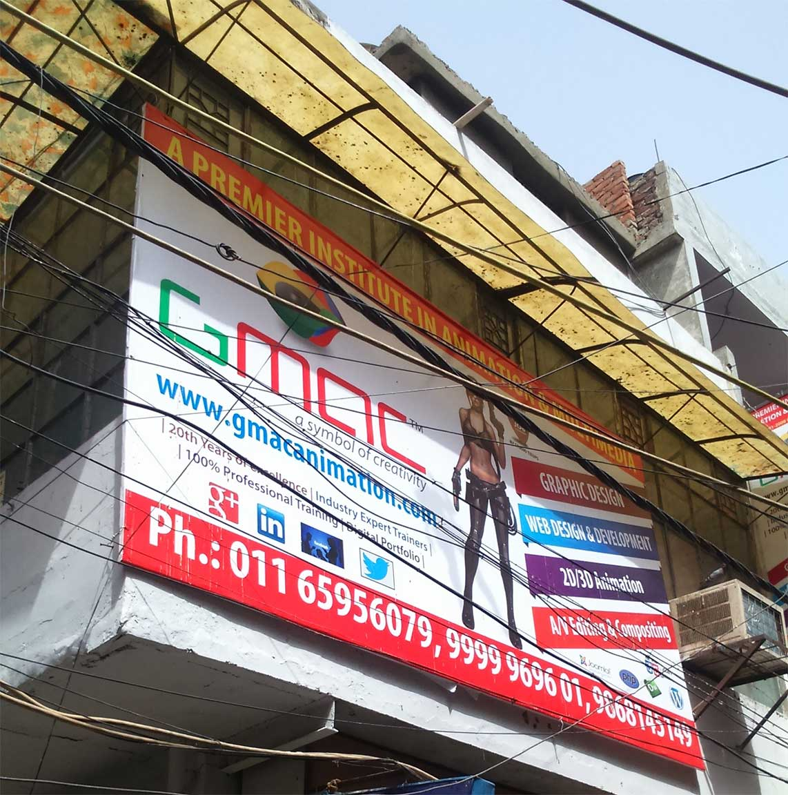 Gmac Animation Activities graphic designing, web designing delhi outdoor photograph GMAC Animation
