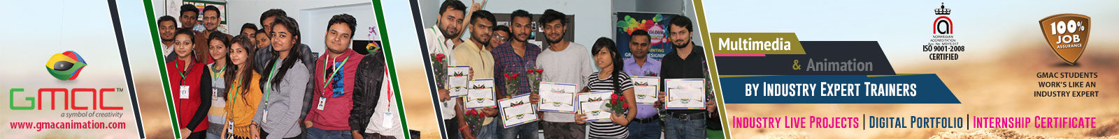 Advance Diploma in Multimedia and Animation training institute in Delhi