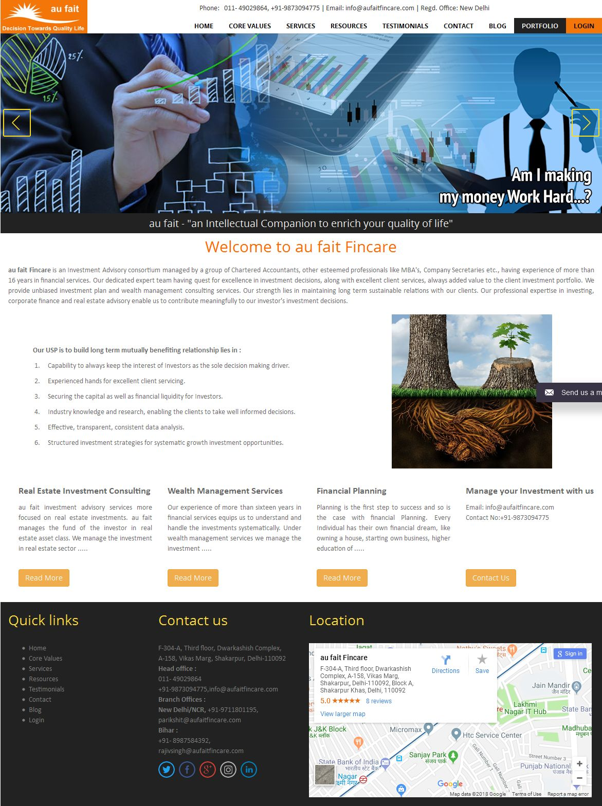 web designing course by professional website designing institute | gmac animation